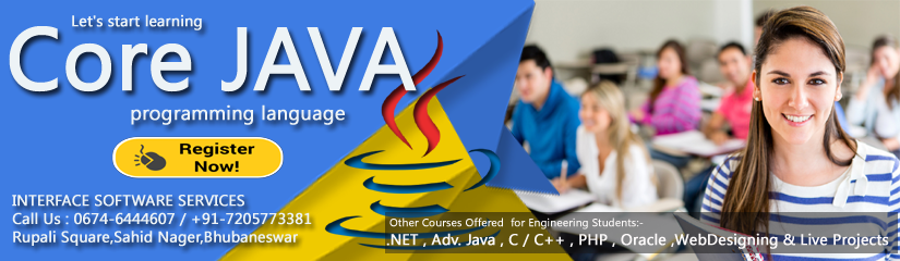 core java training bhubaneswar odisha